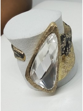 Δαχτυλίδι χειροποίητο Opus4 Rain
