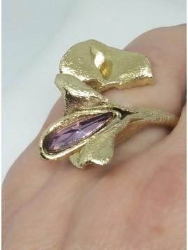 Δαχτυλίδι χειροποίητο Opus4 Lily